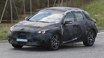 2016 Infiniti QX30 spied for the first time