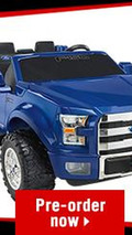Power Wheels introduces 2015 Ford F-150 for kids [videos]