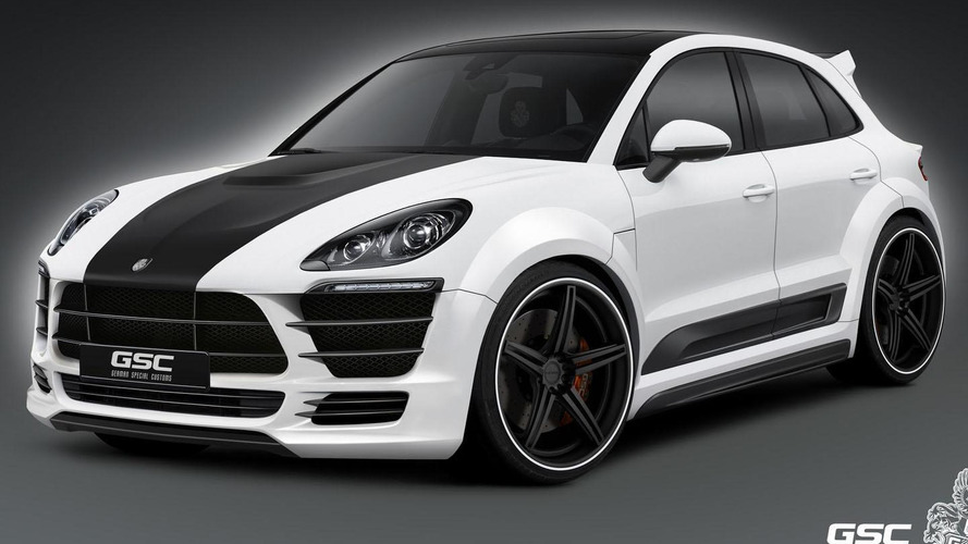 Porsche Macan gets the wide body treatment from German Special Customs