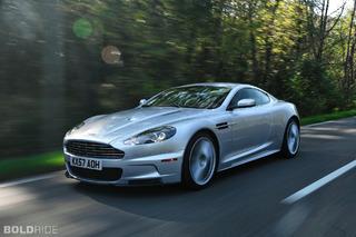 Aston Martin DBS Lightning Silver