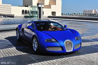 Bugatti Veyron Grand Sport