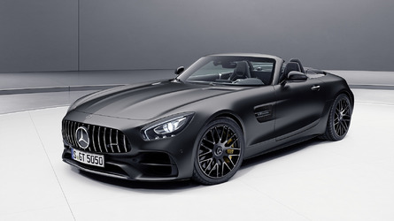 Mercedes-AMG spices up range with trio of special editions