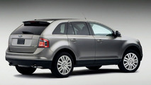 Ford Edge on Sale in Brazil this Year