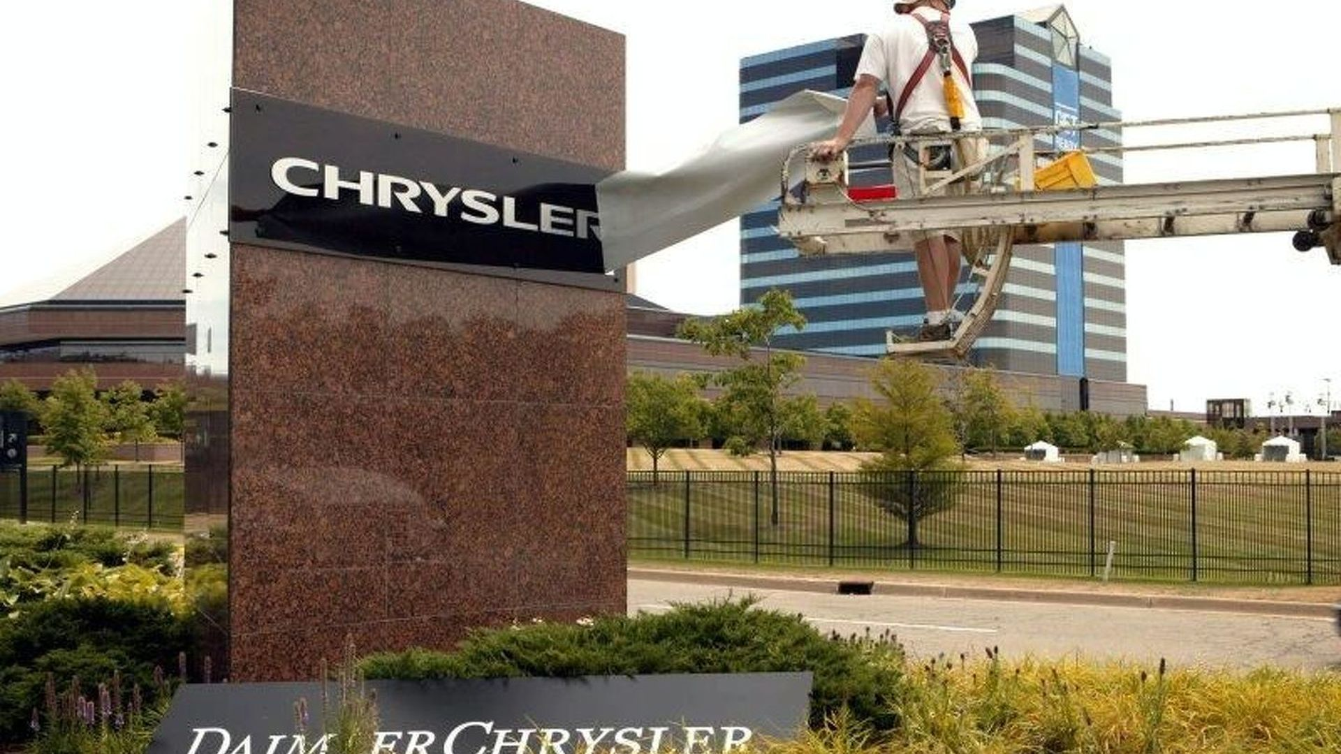 New Chrysler Looks to Future