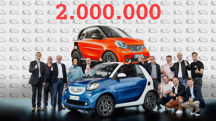 Smart hits 2M units sold, China fueling growth