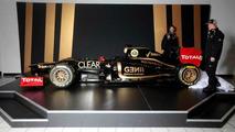 Lotus E20 F1 racecar