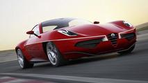 Carrozzeria Touring Superleggera teases functional Disco Volante Touring for Geneva
