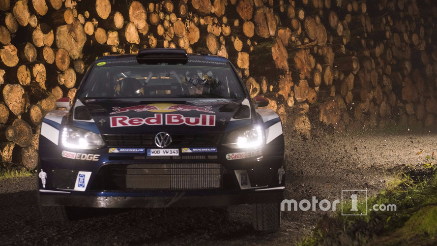 VW confirms WRC exit