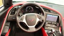 Corvette Stingray volant