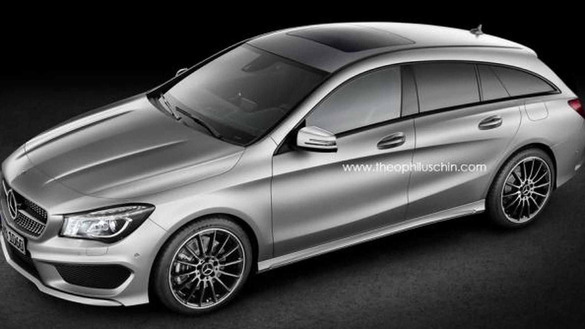 Mercedes A-Class Cabrio axed, CLA Shooting Brake to be the last MFA variant - report