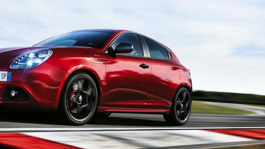 Alfa Romeo Giulietta Sprint Speciale introduced with minor technical upgrades