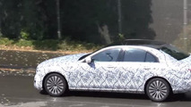 2016 Mercedes-Benz E-Class W213 prototypes spied in motion [video]