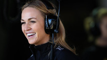 Carmen Jorda backs all-female F1 proposal