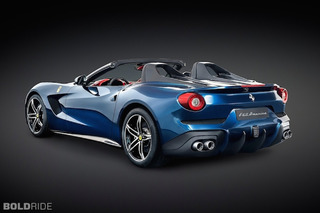 Ferrari Goes All-American with F60America Special Edition