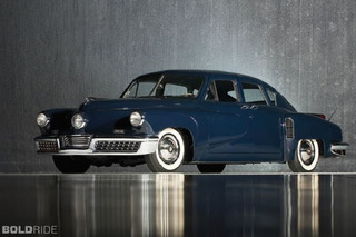 Long Forgotten Tucker Torpedo Concept Rising from the Dead