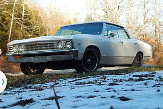 1967 Chevy Chevelle is a Pile of Perfection: Your Ride