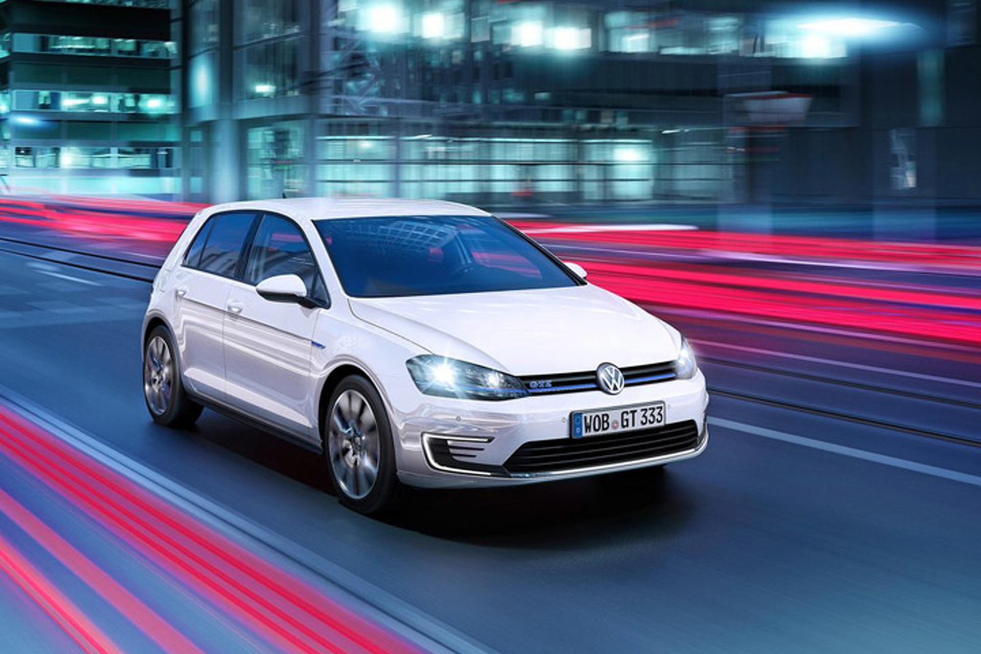 Next Volkswagen Golf Could Get an XL1 Makeover