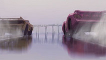 Cars 3 concept art