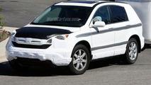 Honda CR-V Spy Photos (US spec)