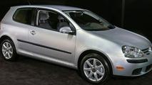 New VW Golf US spec.