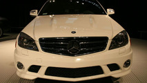 Mercedes-Benz SLR Roadster and C63 AMG Make North American Debuts