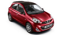 Nissan Micra Limited Edition launched in UK