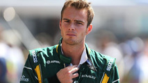Van der Garde says he turned down Caterham