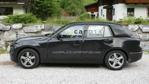 BMW X1 Spied with the Door Open