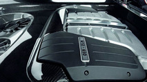 VW Golf GTi W12 Engine Photos