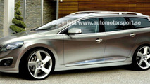 Volvo V60 and XC100 Flagship Preview