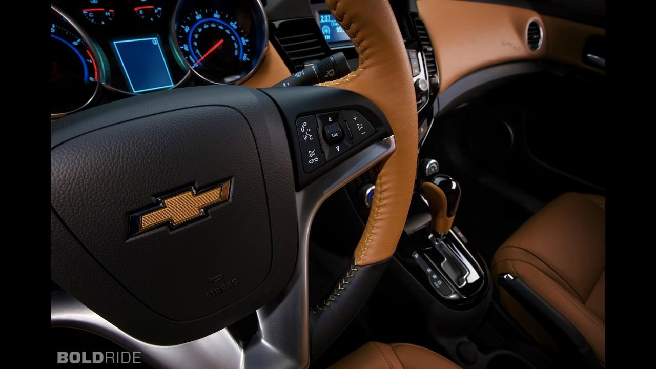 Chevrolet Cruze Dusk SEMA