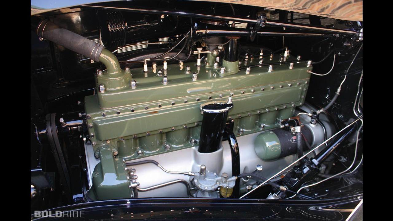 Packard Super Eight Dual Cowl Phaeton