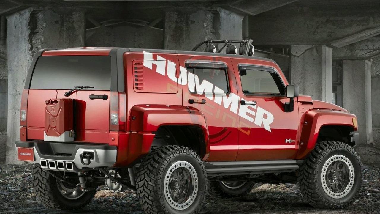 Hummer H3R Off-Road Concept