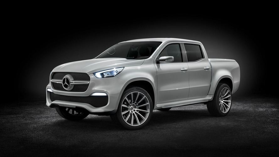Mercedes X-Class marks the spot in the premium pickup niche