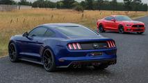 La Ford Mustang revue et corrigée par Tickford