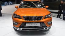 SEAT finally joins SUV segment in Geneva with Ateca