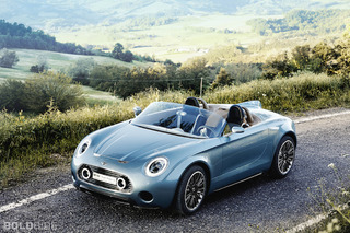 Mini Might Actually Build the Superleggera Concept