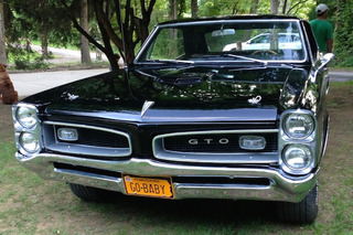 Your Ride: 1966 Pontiac GTO