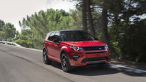 Land Rover updates 2017 Discovery Sport, adds Bluetooth item-tracking system