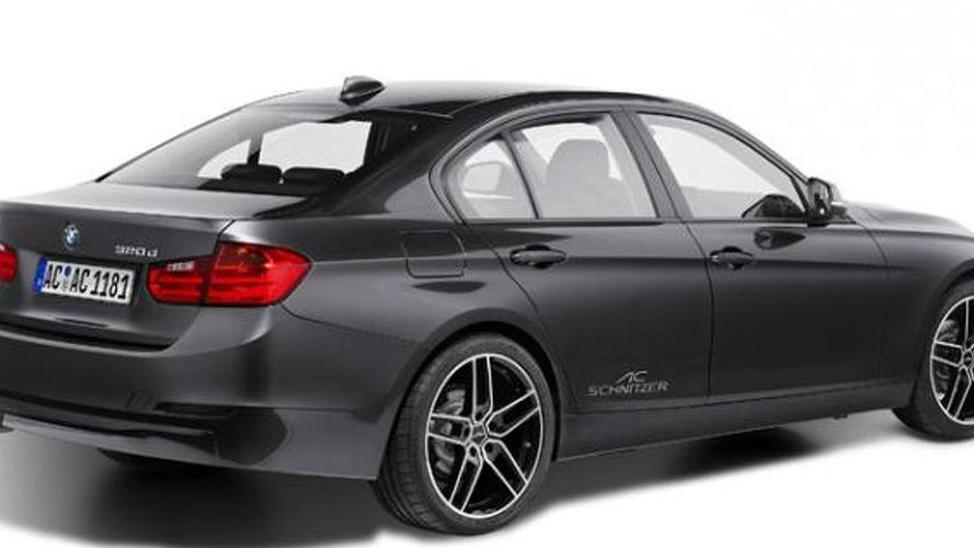AC Schnitzer tunes the BMW 3-Series for Geneva