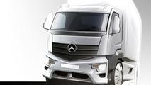 2013 Mercedes Antos teased