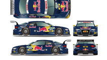 Miguel Molina (Red Bull Audi A5 DTM) 21.3.2012