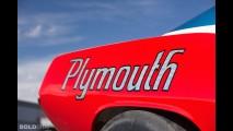 Plymouth Hemi Cuda Pro Stock