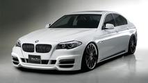 Mercedes CLS & BMW 5-Series by Wald International