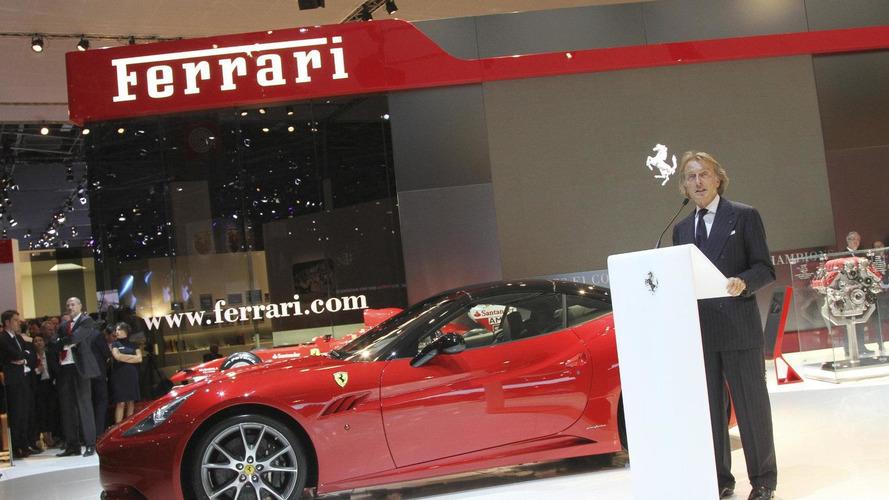 Fiat considers selling Ferrari shares