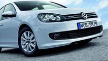 VW Golf BlueMotion Production Version