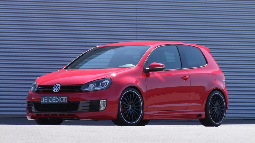JE Design VW Golf GTI R