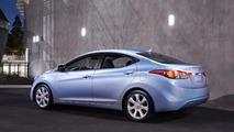 Hyundai Elantra coupe headed for LA debut - report