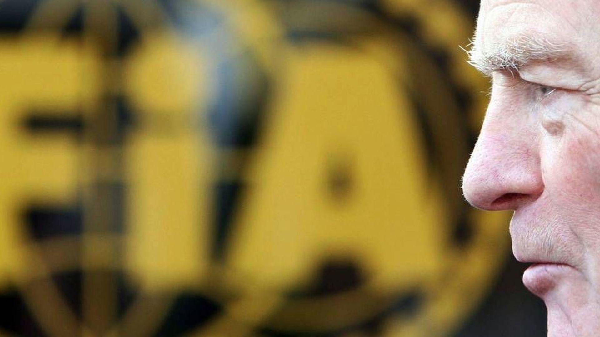 Ward denies Mosley bankrolling FIA campaign