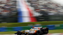 French federation blames politics for GP demise